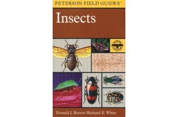 Field Guide To Insects, Peterson Field Guide, Publisher - Houghton Mifflin