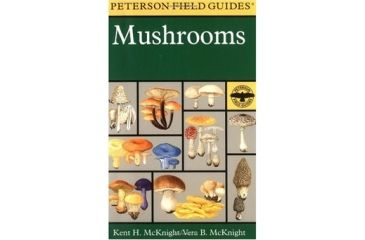 Field Guide To Mushrooms, Peterson Field Guide, Publisher - Houghton Mifflin