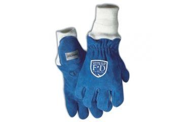 Fire-Dex Blue Cow Nomex Wrist - G03BLDDN XL