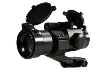 Firefield Close Combat 1x28 Dot Sight with Red Laser FF26003