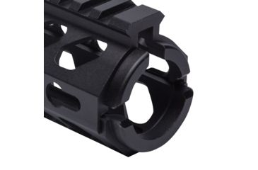 4-Firefield Edge Carbine Length 2-Piece KeyMod Rail