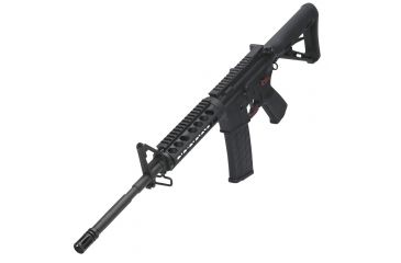 11-Firefield Edge Carbine Length 2-Piece KeyMod Rail