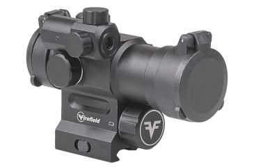 7-Firefield Impulse 1x30 Red Dot Sight with Red Laser