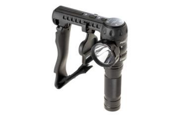 First Light Liberator ST Tactical Light w/ Holster, Black, Government Packaging 999009
