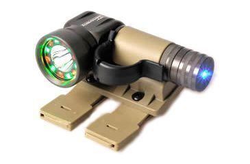 First Light Tomahawk TC3 Kit Blue Tasklight