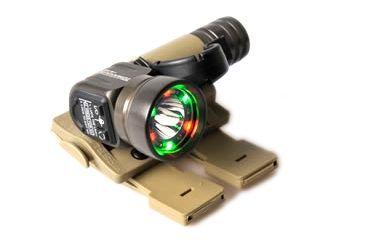 First Light Tomahawk TC3 Kit Tan TRS with Task Light