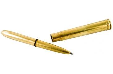 Fisher Space Pens .375 Bullet Pen, Brass FSPS375