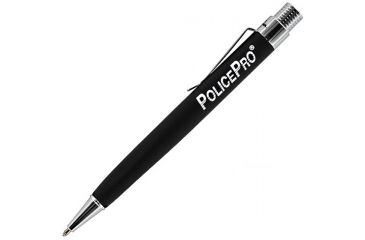 Fisher Space Pens Police Pro Matte Black Retractable Pen FSPPPROMB