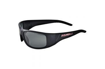 Fishgillz  Pacifica Blk/grey 9800PG