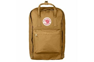 af0310bb2 Fjallraven Kanken 17 Inch Laptop Backpack, Acorn, F27173-166-