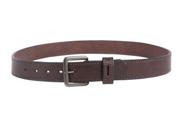 3-Flagrant Beard 1.5 in Black Stitched Shooting / Gun Belt