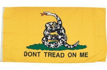 Flags Dont Tread On Me Flag SU5099