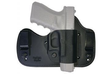 Flashbang Holsters Ava Inside-the-Waistband Holster For Smith & Wesson J Frame 2 Inch Barrel Black Right Hand