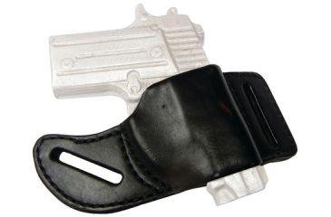 Flashbang Holsters The Sophia Belt Slide Holster For Smith & Wesson Bodyguard .380 With Laser Black Right Hand