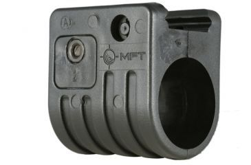 MFT Flashlight Surefire Mount, 1 inch Diameter - Black FAS2