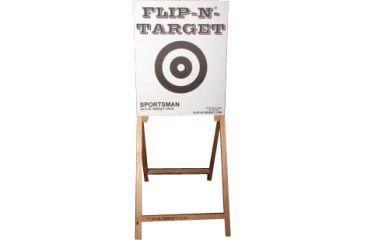 flip n target sportsman portable wooden target stand bm fnt 100 flip n target targets. Black Bedroom Furniture Sets. Home Design Ideas