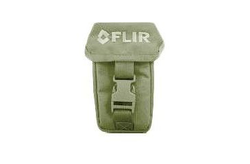1-Flir Belt Holster, MOLLE-Compatible, Green D2