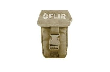 1-Flir MOLLE-Compatible Belt Holster, Tan D2