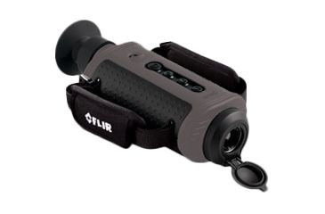 FLIR Systems First Mate II HM-224b Pro NTSC, E zoom, Gray 432-0004-13-00S