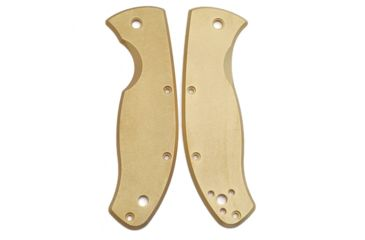 Flytanium Scales for Spyderco Tenacious