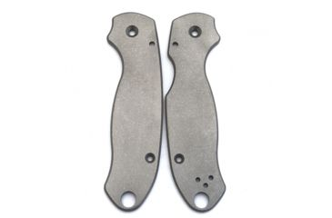 4-Flytanium Scales for Spyderco Para3
