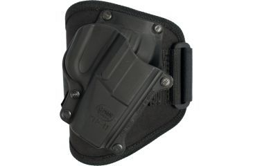 Fobus Ankle Holster, Black, Right Hand - Kel-Tec P11 9mm & .40, SKYY CPX-1, Ruger LC9