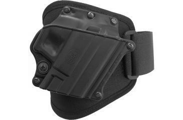 Fobus Ankle Holster, Black, Right hand - Springfield XD Compact - SP11BA