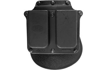 Fobus Double Mag Pouch Single Stack .45 4500RP