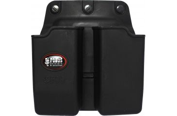 Fobus Double Magazine Roto-Belt Pouch, Black - S&W M&P 6900MPRB