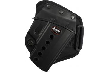 Fobus Evolution Ankle Holster, Black, Right Hand - Walther PPS, CZ 97B, Taurus 709 Slim - PPSA