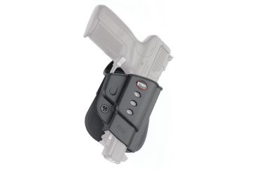 Fobus Evolution E2 RotoPaddle Holster for Walther PPS, CZ 97B, Taurus 709  Slim, S/W M&P Shield