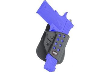 Fobus Evolution E2 Paddle Holsters - 1911 with rails, Kimber TLE, RL, Springfield R1911