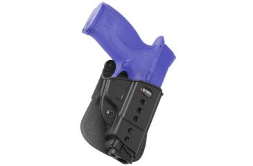 Fobus Evolution Series Paddle Holster - Smith and Wesson M&P Left Hand Holster