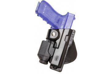 Fobus Tactical Holster - Paddle - for Ruger 345 GLT17RBL