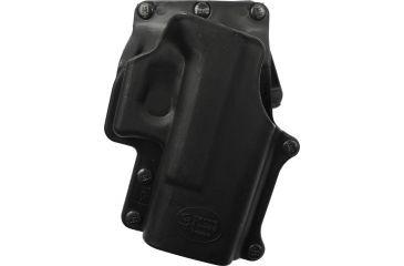 Fobus Roto Right Hand Belt Loop Plain Black Holster GL4RB