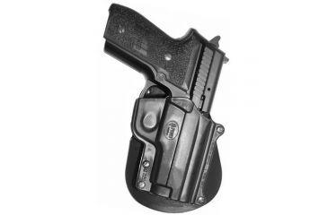 Fobus Standard Belt Holster for Sig/Steyr229, No Rails, Right Hand SG4BH