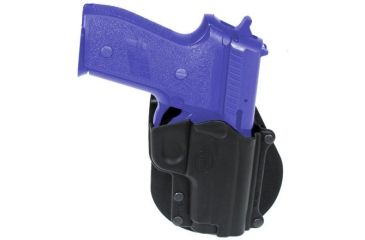 Fobus Standard Right Hand Belt Holster - Sig229 without rails