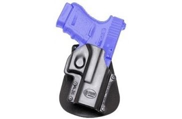 Fobus Standard Left Hand Paddle Holsters - Glock 36 GL36LH