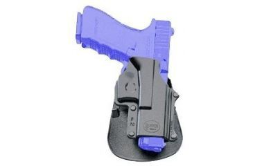 Fobus Standard Paddle Right Hand Holsters - Glock 17 / 19 / 22 / 23 / 31 / 32 / 34 / 35 GL2