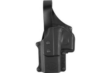 Fobus Thumb Break Roto 2.25in Belt Slot Holster - Left Hand