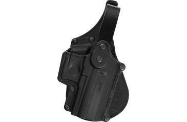 Fobus Thumb Break Roto-Paddle Holster, Black, Right HK1TRP