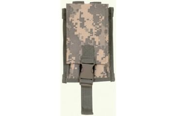Fox Outdoor 9mm Tactical Triple Mag Pouch, Army Digital 099598567538