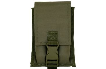 Fox Outdoor 9mm Tactical Triple Mag Pouch, Olive Drab 099598567033