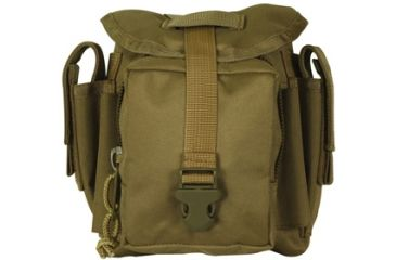 Fox Outdoor Advanced Tactical Dump Pouch, Coyote 099598566982