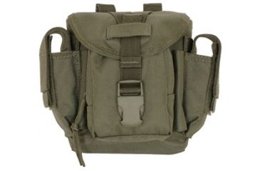 Fox Outdoor Advanced Tactical Dump Pouch, Olive Drab 099598566906