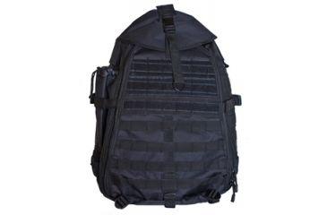 Fox Outdoor Ambidextrous Teardrop Tactical Sling Pack, Black 099598566319