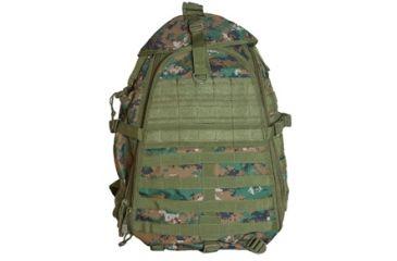 Fox Outdoor Ambidextrous Teardrop Tactical Sling Pack, Digital Woodland 099598566333