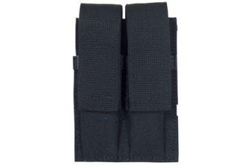 Fox Outdoor Double Duty Pistol Mag Pouch, Black 099598547608