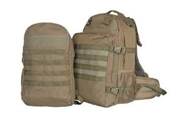 Fox Outdoor Dual Tactical Pack System, Coyote 099598563486