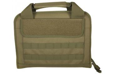 Fox Outdoor Dual Tactical Pistol Case, Coyote 099598553081